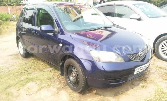 Acheter Voiture Mazda Demio Bleu à Limete en Kinshasa