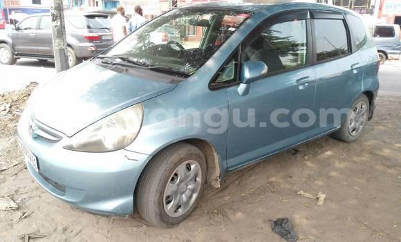 Acheter Voiture Honda Fit Bleu à Bandalungwa en Kinshasa