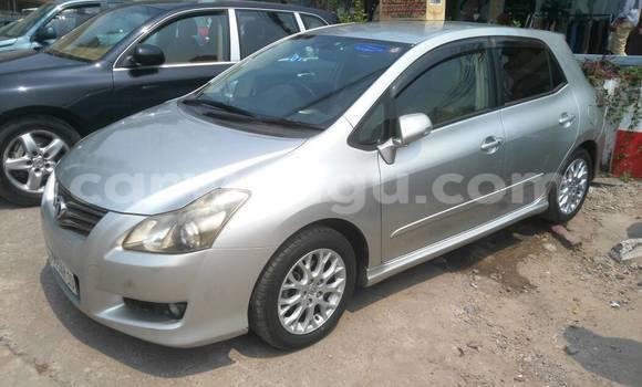 Acheter Voiture Toyota Blade Gris à Gombe en Kinshasa