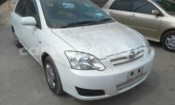 Acheter Voiture Toyota Allex Blanc à Ngaliema en Kinshasa