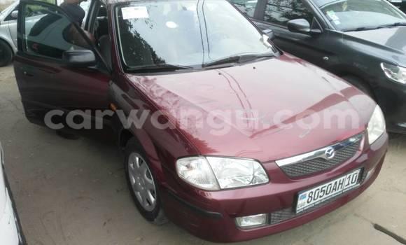 Acheter Voiture Mazda 323 F GLX Rouge à Gombe en Kinshasa