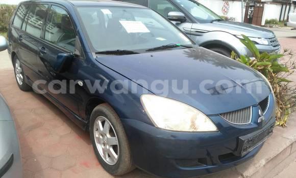 Acheter Voiture Mitsubishi Lancer Bleu à Gombe en Kinshasa