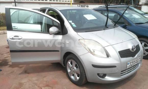 Acheter Voiture Toyota Yaris Gris à Gombe en Kinshasa