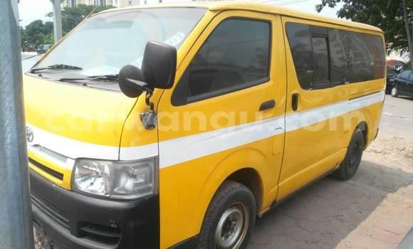 Acheter Voiture Toyota Hiace Autre à Gombe en Kinshasa