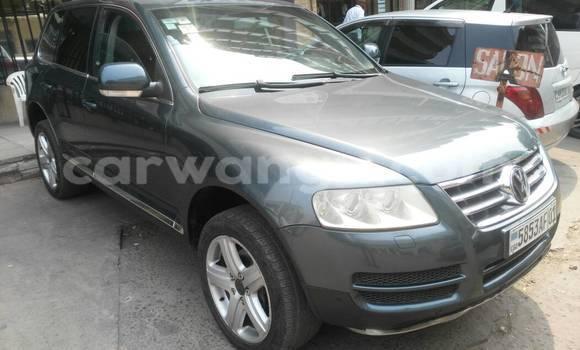 Acheter Voiture Volkswagen Touareg Gris à Gombe en Kinshasa