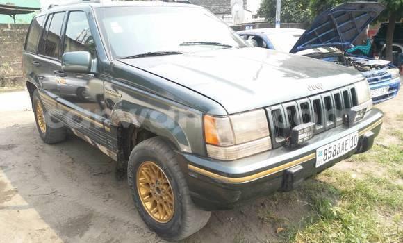 Acheter Voiture Jeep Grand Cherokee Vert à Bandalungwa en Kinshasa