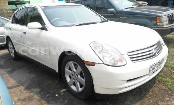 Acheter Voiture Nissan Skyline Blanc à Bandalungwa en Kinshasa