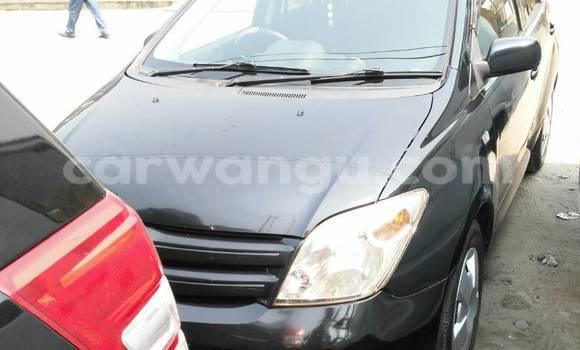 Acheter Voiture Toyota IST Noir à Bandalungwa en Kinshasa
