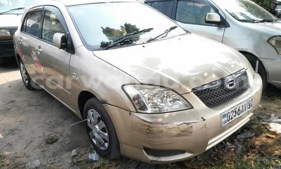Acheter Voiture Toyota Runx Autre à Bandalungwa en Kinshasa