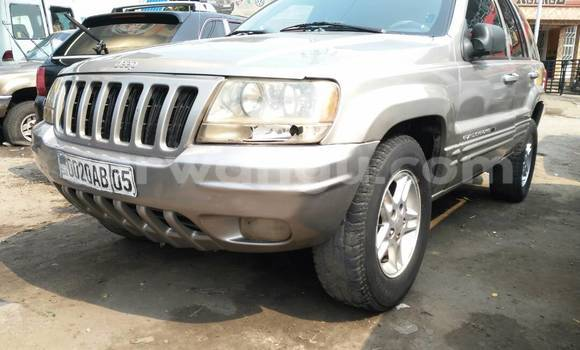 Acheter Voiture Jeep Grand Cherokee Gris à Bandalungwa en Kinshasa