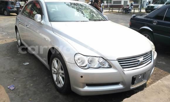 Acheter Voiture Toyota Mark X Gris à Bandalungwa en Kinshasa