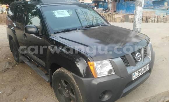 Acheter Voiture Nissan Xterra Noir à Kintambo en Kinshasa