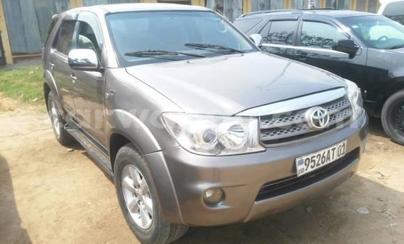 Acheter Voiture Toyota Fortuner Autre à Gombe en Kinshasa
