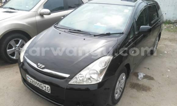 Acheter Voiture Toyota Wish Noir à Gombe en Kinshasa