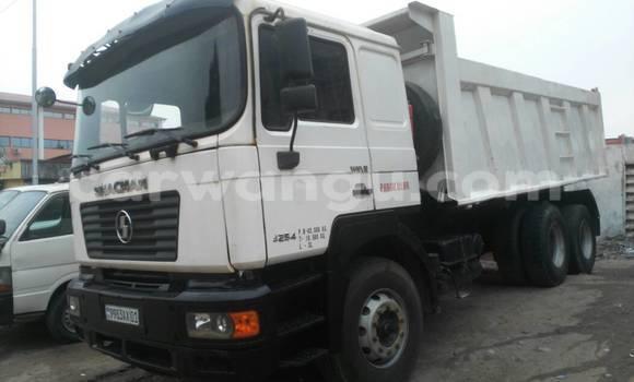 Acheter Utilitaire Shacman 336 Blanc à Gombe en Kinshasa