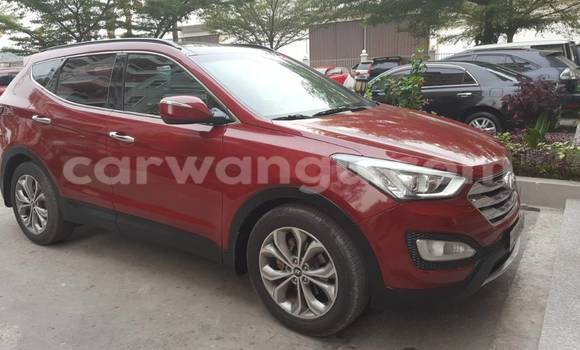 Buy Hyundai Tucson Red Car in Gombe in Kinshasa