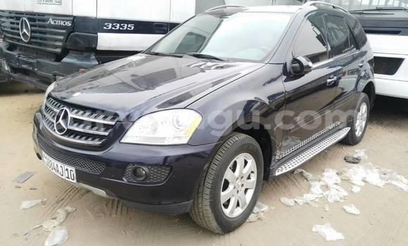 Acheter Voiture Mercedes Benz ML-Class Bleu à Kalamu en Kinshasa