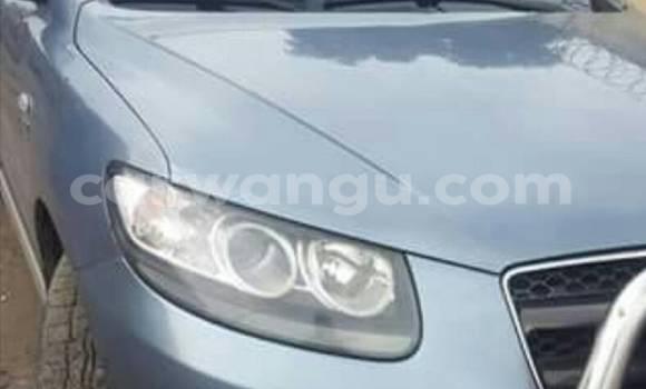 Acheter Voiture Hyundai Santa Fe Bleu à Kasa Vubu en Kinshasa
