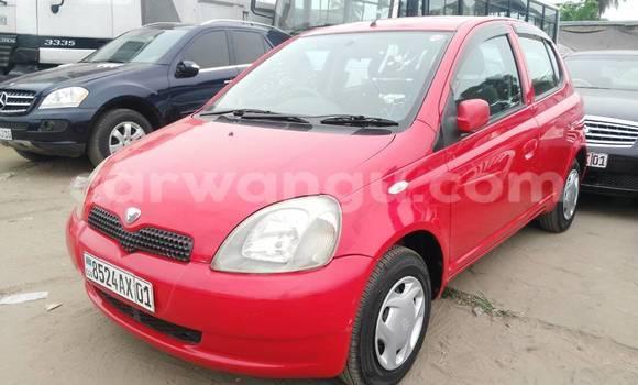 Acheter Voiture Toyota Vitz Rouge à Kalamu en Kinshasa
