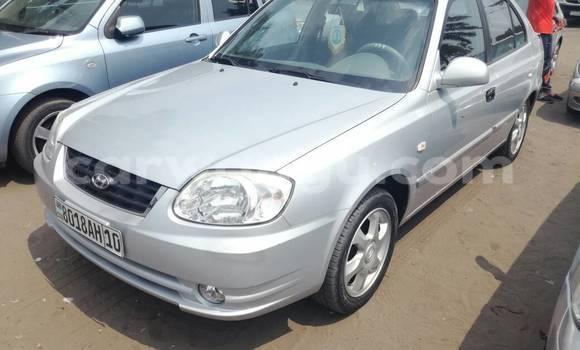 Buy Hyundai Accent Silver Car in Kalamu in Kinshasa