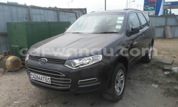Acheter Voiture Ford Territory Gris à Kalamu en Kinshasa