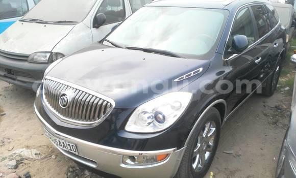 Acheter Voiture Buick Enclave Bleu à Kalamu en Kinshasa