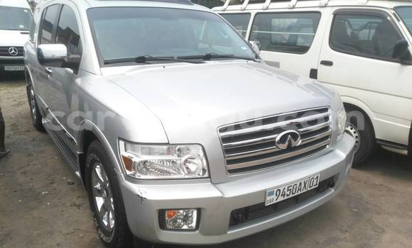 Acheter Voiture Infiniti QX-Series Gris à Kalamu en Kinshasa
