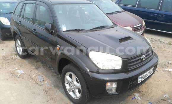 Acheter Voiture Toyota RAV4 Noir à Kalamu en Kinshasa