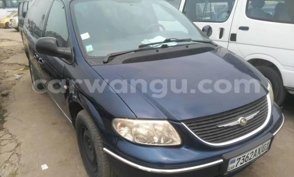 Acheter Voiture Chrysler Pacifica Bleu à Kalamu en Kinshasa