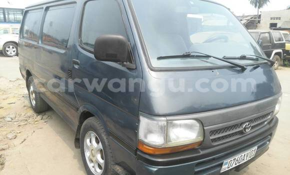 Acheter Voiture Toyota Hiace Bleu à Kalamu en Kinshasa