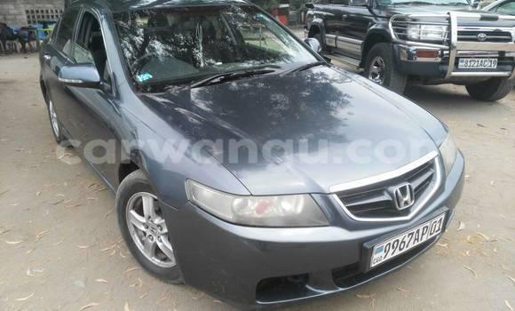 Acheter Voiture Honda Accord Gris à Limete en Kinshasa