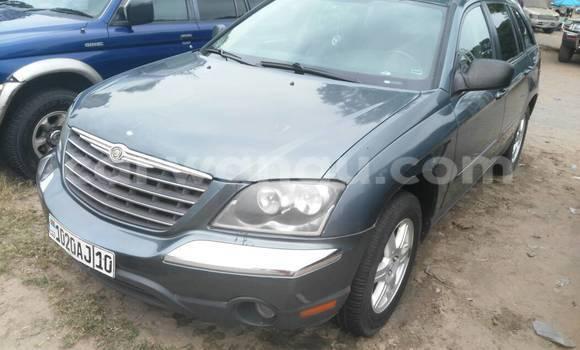 Acheter Voiture Chrysler Pacifica Gris à Limete en Kinshasa