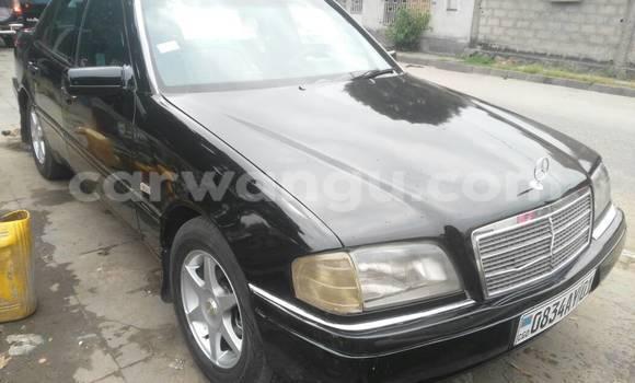 Acheter Voiture Mercedes Benz C-Class Noir à Kalamu en Kinshasa