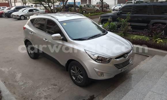 Buy Hyundai Tucson Silver Car in Gombe in Kinshasa