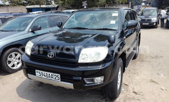 Acheter Voiture Toyota Hilux Surf Noir à Limete en Kinshasa