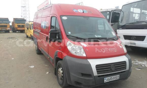Acheter Voiture Fiat Ducato Rouge à Kalamu en Kinshasa