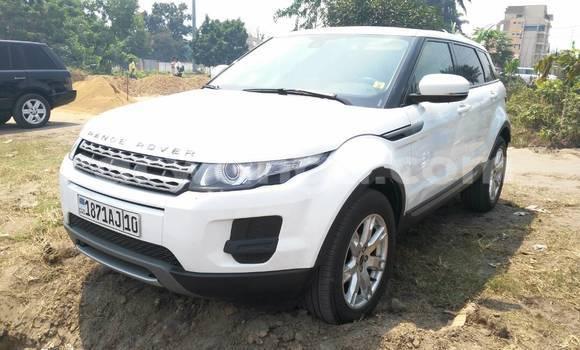 Acheter Voiture Land Rover Range Rover Evoque Blanc à Limete en Kinshasa