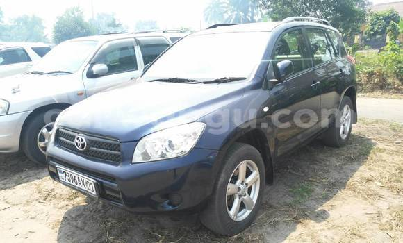 Acheter Voiture Toyota RAV4 Bleu à Limete en Kinshasa