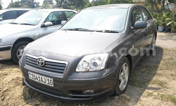 Acheter Voiture Toyota Avensis Gris à Limete en Kinshasa