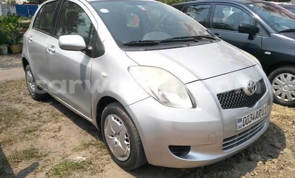 Acheter Voiture Toyota Yaris Gris à Limete en Kinshasa