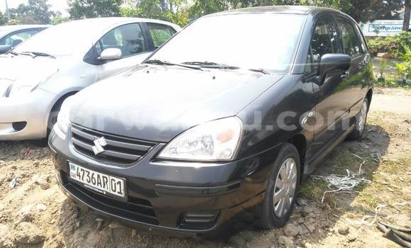 Acheter Voiture Suzuki Liana Noir à Limete en Kinshasa