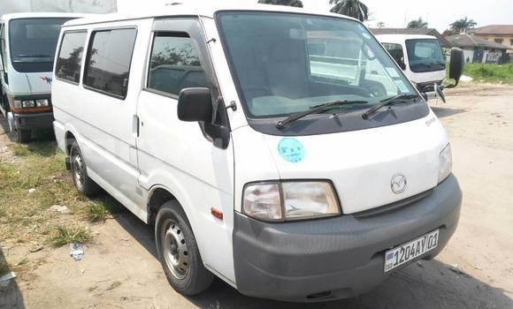 Acheter Voiture Mazda Bongo Blanc à Limete en Kinshasa