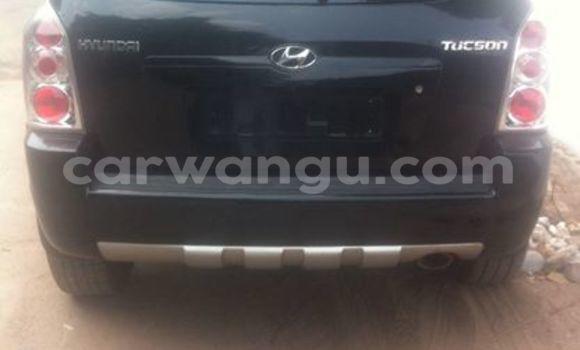Buy Hyundai Tucson Black Car in Bandalungwa in Kinshasa