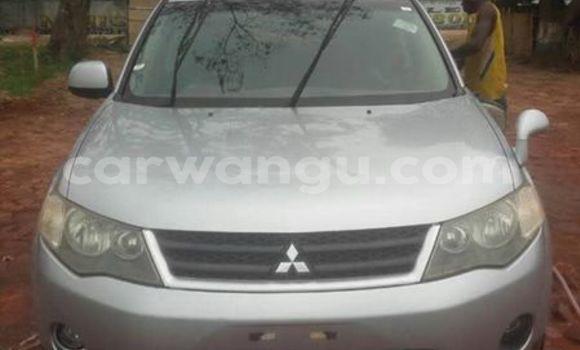 Acheter Voiture Mitsubishi Outlander Gris à Bandalungwa en Kinshasa