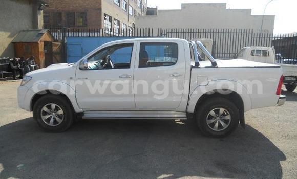 Acheter Voiture Toyota Hilux Noir à Kinshasa en Kinshasa