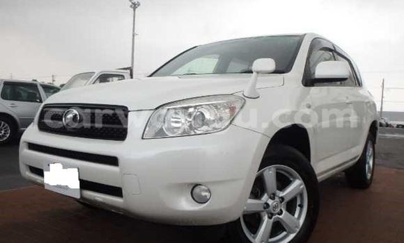 Acheter Voiture Toyota RAV4 Blanc à Bandalungwa en Kinshasa
