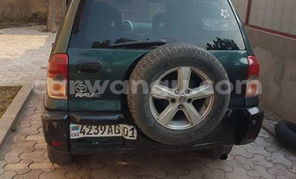 Acheter Voiture Toyota RAV4 Vert à Bandalungwa en Kinshasa