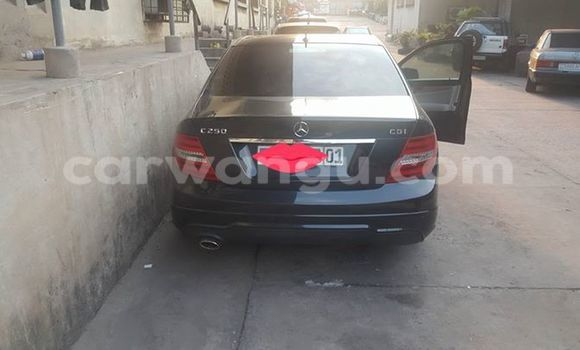 Buy Mercedes Benz C-Class Black Car in Bandalungwa in Kinshasa