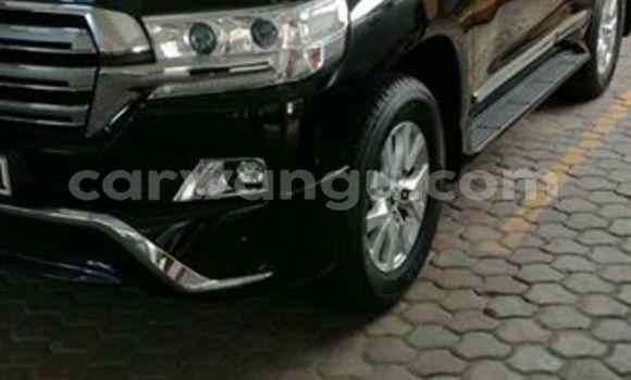 Acheter Voiture Toyota Land Cruiser Noir à Bandalungwa en Kinshasa
