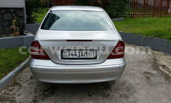 Buy Mercedes Benz C-Class Silver Car in Bandalungwa in Kinshasa